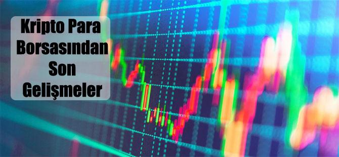 Kripto Para Borsasından Son Gelişmeler