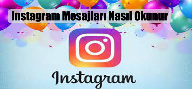 Instagram Mesajları Nasıl Okunur