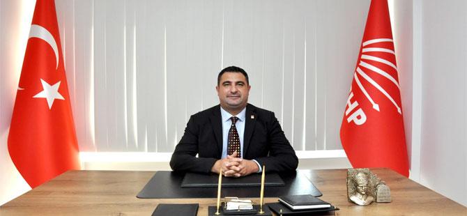CHP'li Tezcan'dan Jandarma Teşkilatı'nın 182. kuruluş yıl dönümü mesajı