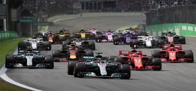 Formula 1 yeniden Türkiye'de yapılacak
