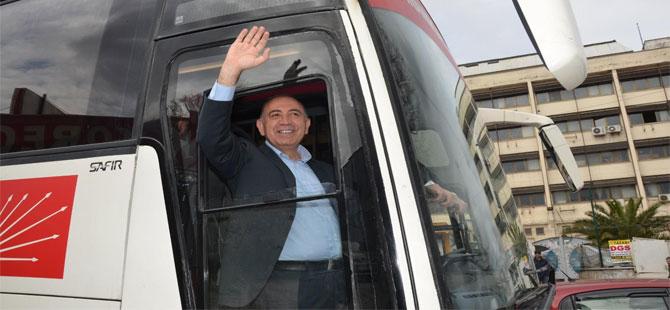 'Halkın Otobüsü' yarın Bağcılar'da olacak!