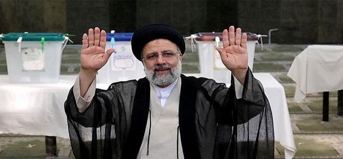 İran'da cumhurbaşkanlığı seçimlerinin kazananı İbrahim Reisi