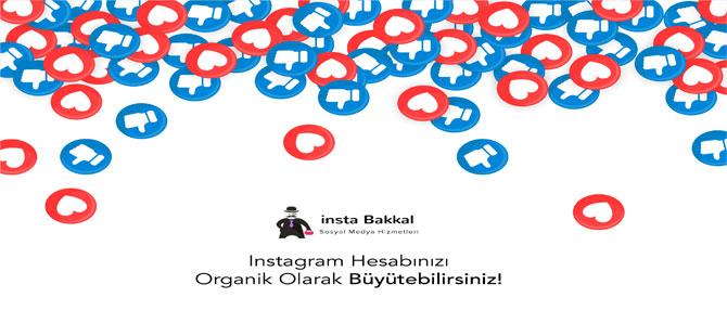 Instagram Hesabınızı Organik Olarak Büyütebilirsiniz