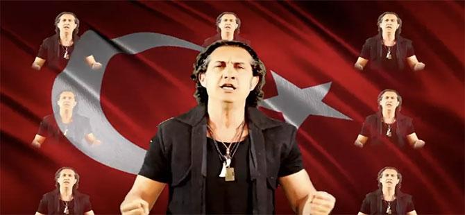 Kıraç, A Milli Takım şarkısı eleştirilerine tepki gösterdi: 'Olmayan ne?