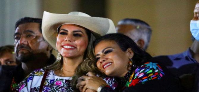 Meksika seçimlerinde kadın adaylardan tarihi zafer