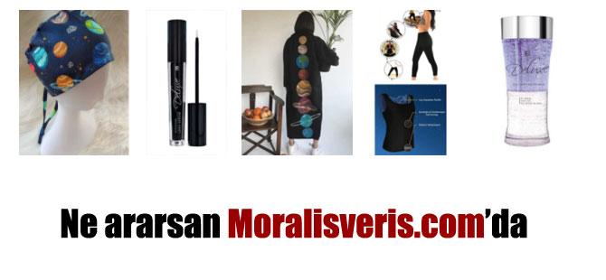 Ne ararsan Moralisveris.com'da