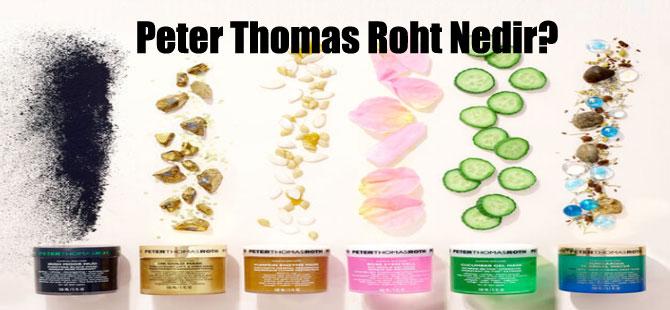 Peter Thomas Roht Nedir?