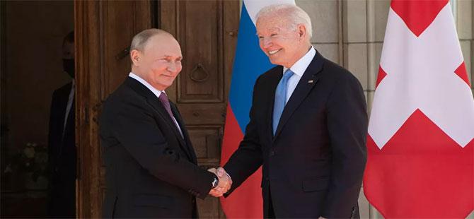 Cenevre'de 36 yıl sonra Rusya- ABD zirvesi
