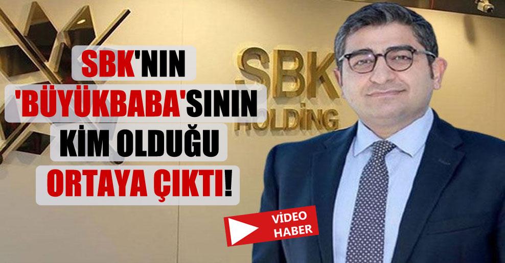 SBK'nın 'büyükbaba'sının kim olduğu ortaya çıktı!