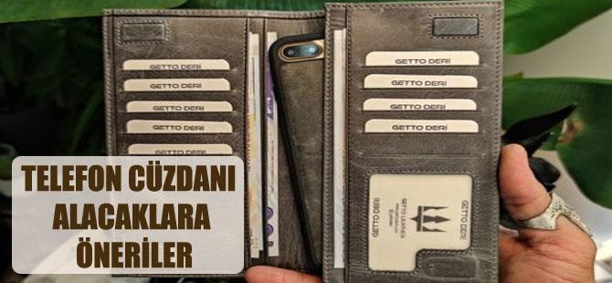 Telefon Cüzdanı Alacaklara Öneriler