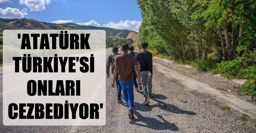 'Atatürk Türkiye'si onları cezbediyor'