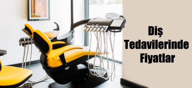 Diş Tedavilerinde Fiyatlar