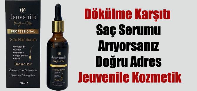 Dökülme Karşıtı Saç Serumu Arıyorsanız Doğru Adres Jeuvenile Kozmetik