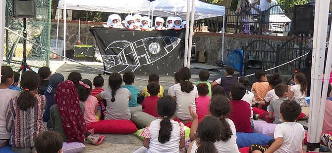 İBB'den çocuklar için 'oynaya oynaya' etkinliği!