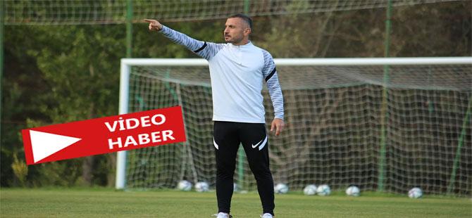 Keçiörengücü Teknik Direktörü İlker Püren: Ankara'yı Süper Lig'de temsil etmek istiyoruz