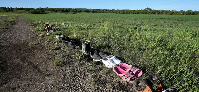 Kanada'da muhtemel toplu çocuk mezarları tespit edildi