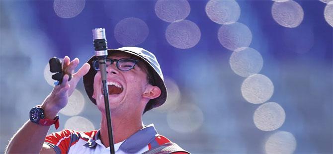 Mete Gazoz: Ülkeme bu gururu yaşattığım için çok mutluyum