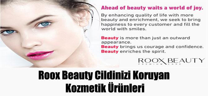Roox Beauty Cildinizi Koruyan Kozmetik Ürünleri
