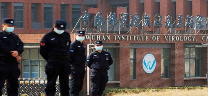 ABD, Çin'i, koronavirüs araştırmasının önüne 'duvar örmekle' suçladı!
