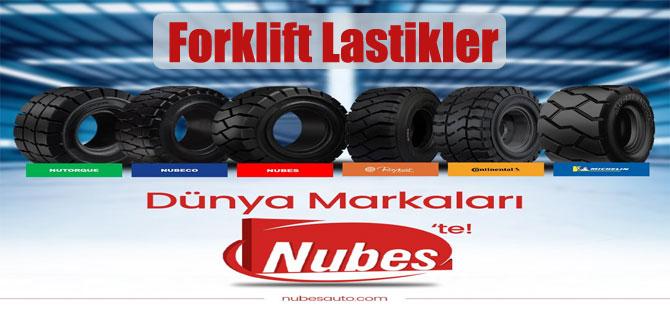 Forklift Lastikler