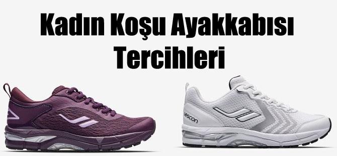 Kadın Koşu Ayakkabısı Tercihleri