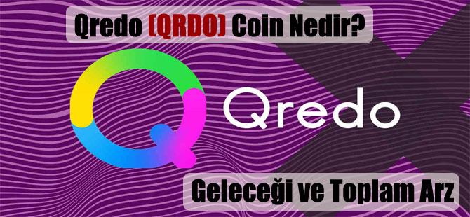 Qredo (QRDO) Coin Nedir? Geleceği ve Toplam Arz