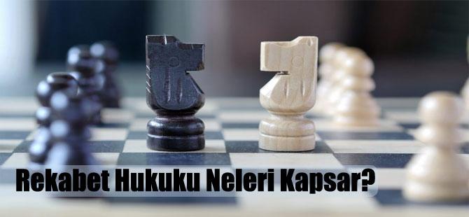 Rekabet Hukuku Neleri Kapsar?