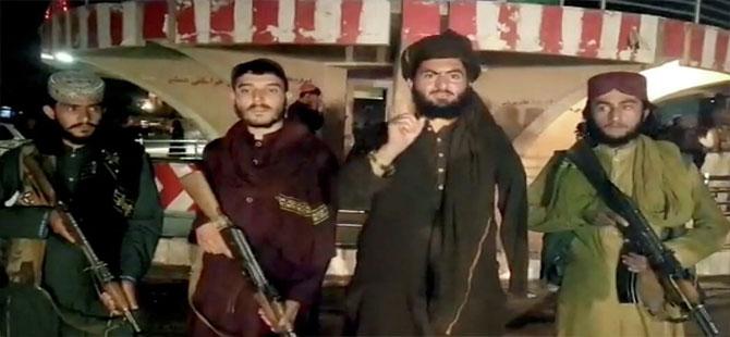 ABD istihbaratına göre Taliban, 1 hafta içinde Kabil'i kuşatabilir