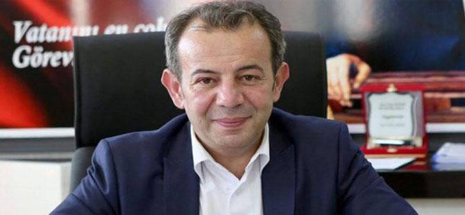 CHP, Bolu Belediye Başkanı Tanju Özcan'ı uyarı talebiyle Yüksek Disiplin Kurulu'na sevk etti