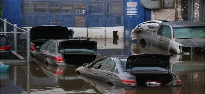 6 ABD eyaletinde meydana gelen sel nedeniyle ölü sayısı 45'e yükseldi