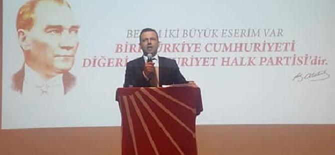 CHP'li Erbay: Cumhuriyeti demokrasiyle taçlandırmanın öncüsü Cumhuriyet Halk Partisi'nin 98. kuruluş yıl dönümü kutlu olsun