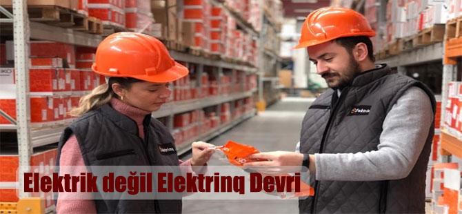 Elektrik değil Elektrinq Devri