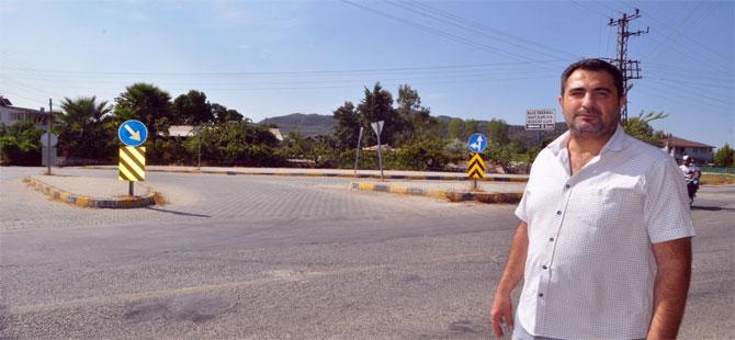 Fevziye-Sarıgerme yolu sıcak asfalt olacak!