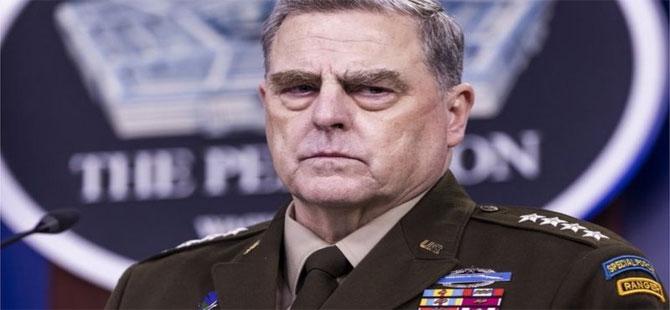 ABD Genelkurmay Başkanı Milley: IŞİD-H'ye karşı Taliban ile iş birliği mümkün