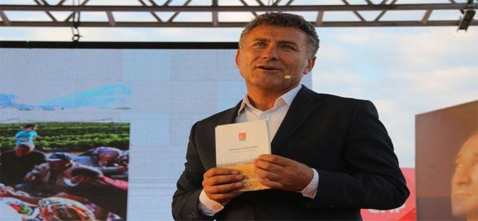 CHP'li Sarıbal: Çiftçinin borcu 56 kat arttı!
