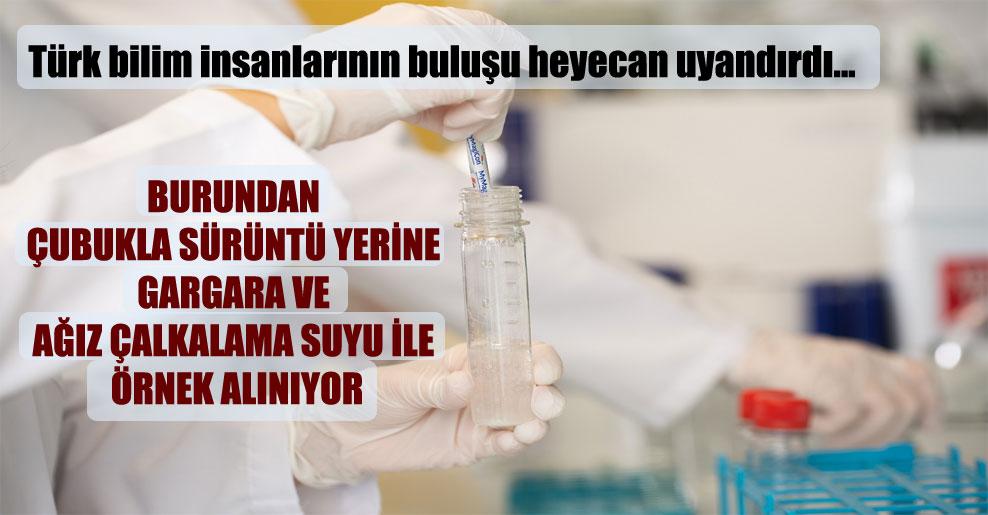 Türk bilim insanlarının buluşu heyecan uyandırdı…