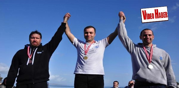 7'nci Datça Kış Maratonu Yapıldı