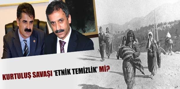 Kurtuluş Savaşı 'etnik temizlik' mi?