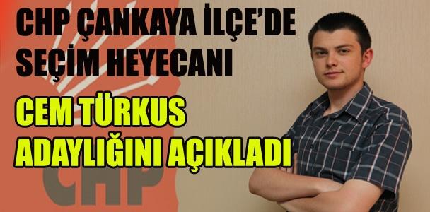 CHP Çankaya İlçe'de seçim heyecanı