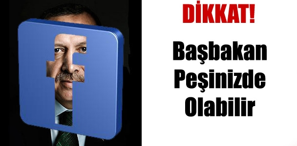 Erdoğan'dan Facebook harekatı