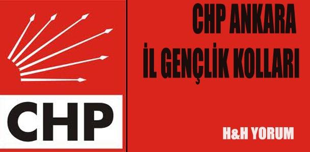 CHP Ankara İl Gençlik Kolları